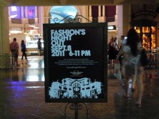 ファッションズ・ナイト・アウト2011年