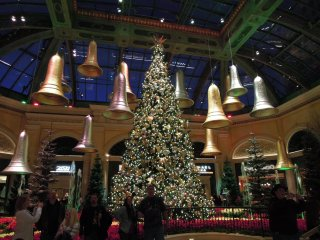 Bellagioxmastree