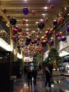 ラスベガスのクリスマス