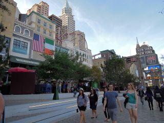 ニューヨークニューヨークホテル