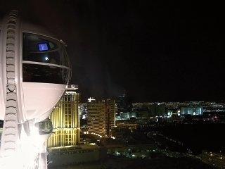ハイローラー夜景