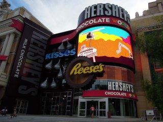 ハーシーズ チョコレートワールド